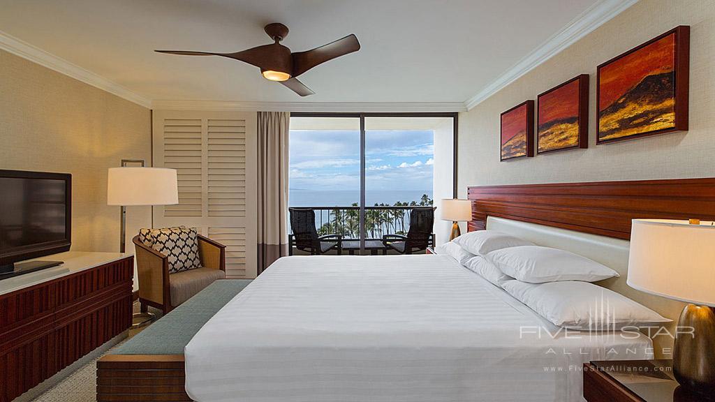 Deluxe Suite Bedroom at Hyatt Regency Maui Resort And Spa, Kaanapali, HI
