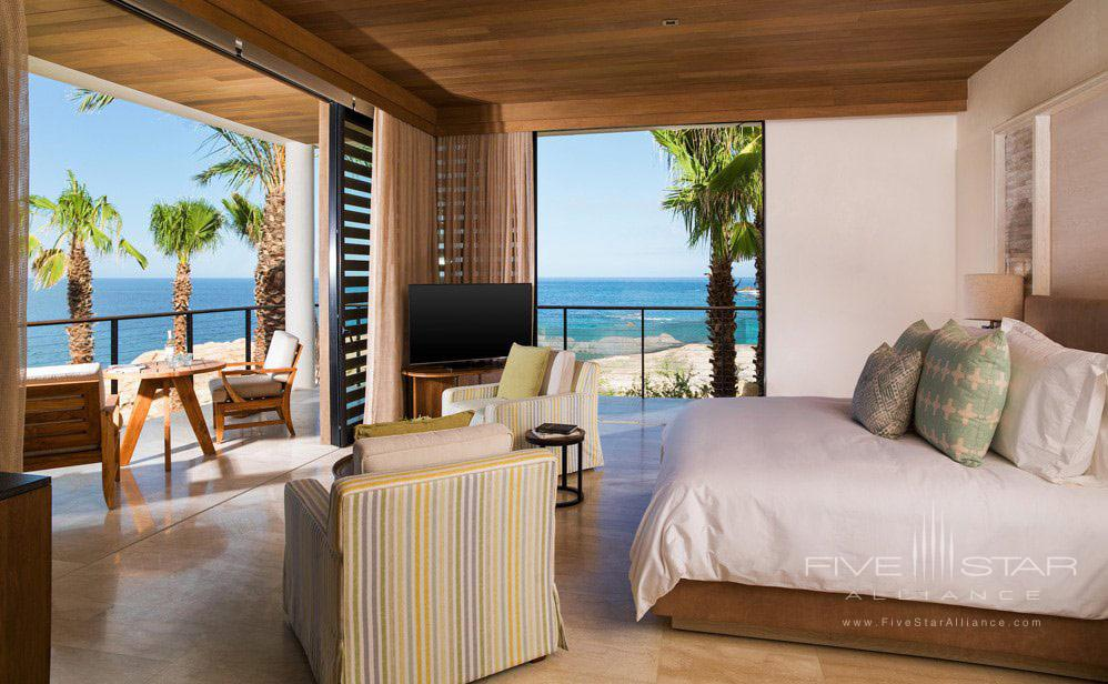 Guest Room at Chileno Bay Resort & Residences, Cabo San Lucas, B.C.S., Mexico