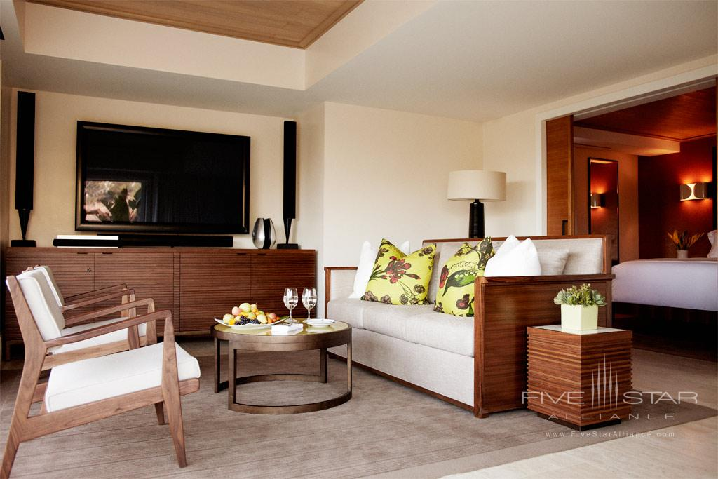 Suite Living at Hotel Bel-Air, Los Angeles, CA