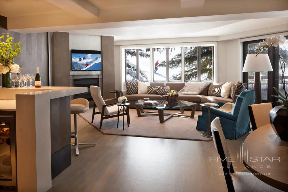 Little Nell Suite at The Little Nell, Aspen, CO