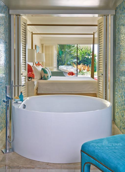 Four Seasons Maui at Wailea Lokelani Suite Bathroom