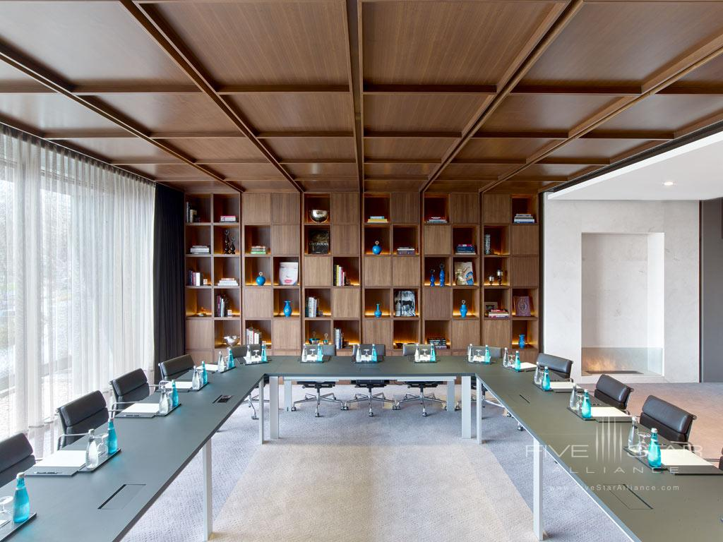 Meeting Room at The St. Regis Istanbul, Turkey