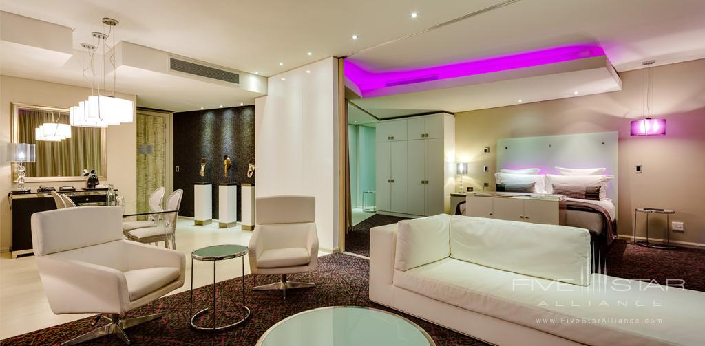 Suite at Marriott Crystal Towers, Cape Town, South Africa