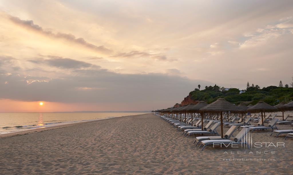 Beach at Conrad Algarve, Algarve, Portugal