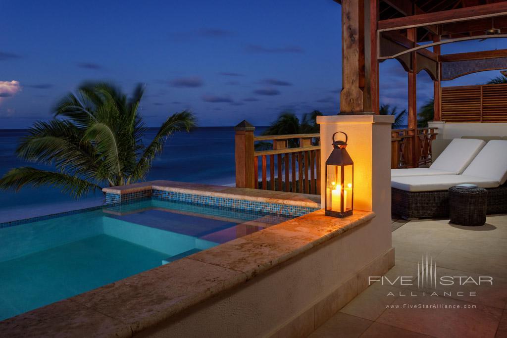 Three Bedroom Terrace at Zemi Beach House Resort & Spa, West Indies, Anguilla