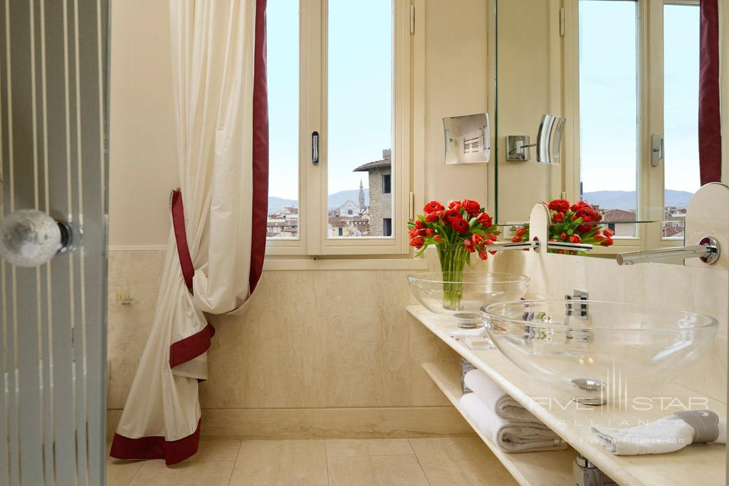 Bargello Suite at Brunelleschi Hotel Florence, Italy