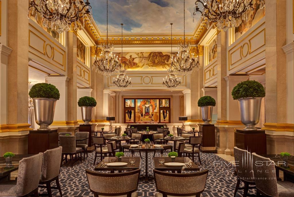 Dine at The St Regis New York, NY, United States