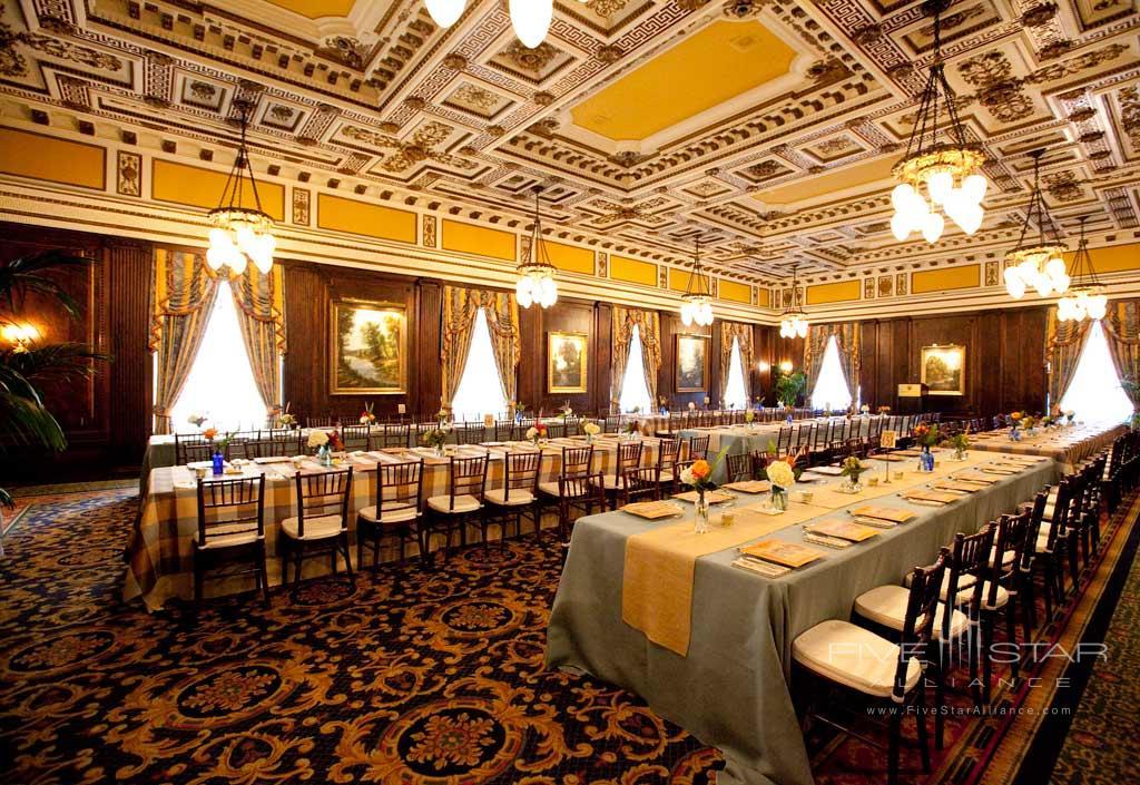 Grand Ballroom at The Hermitage Hotel, TN, United States