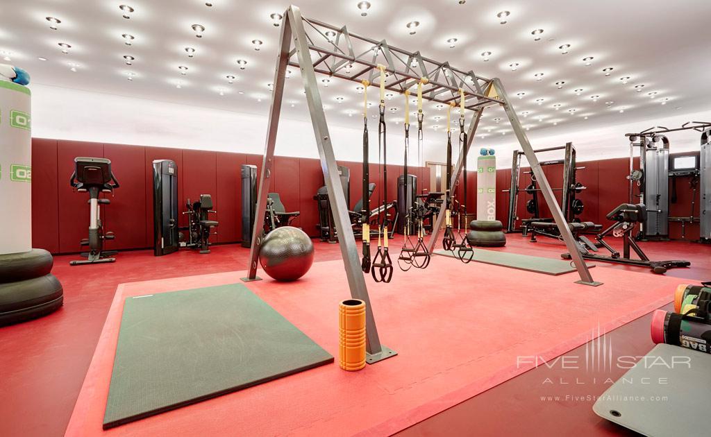 Gym at Cafe Royal Hotel, London, United Kingdom