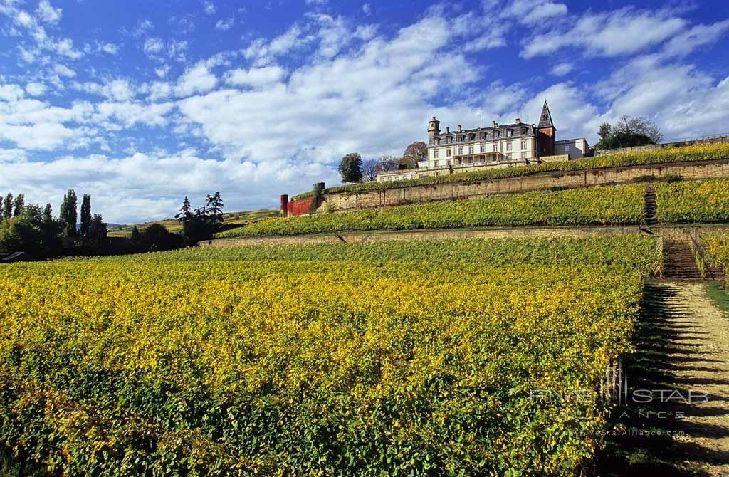Chateau D'Isenbourg, Rouffach, France