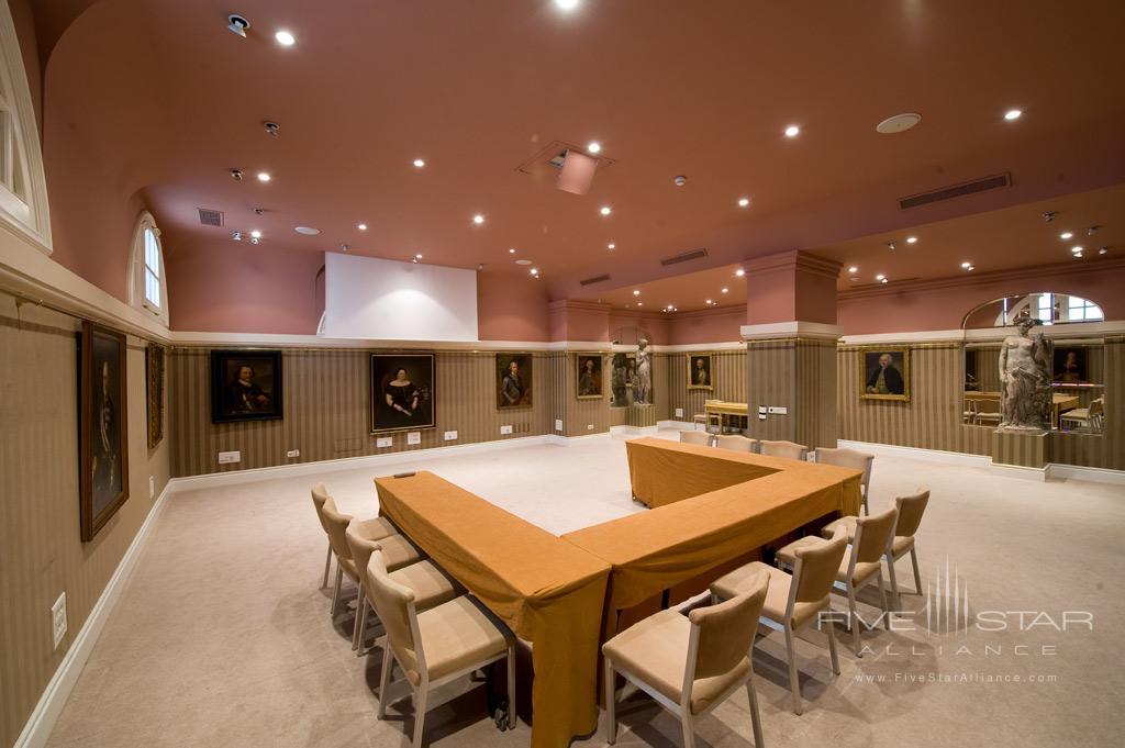 Meetings at Hotel Villa Padierna, Marbella, Spain