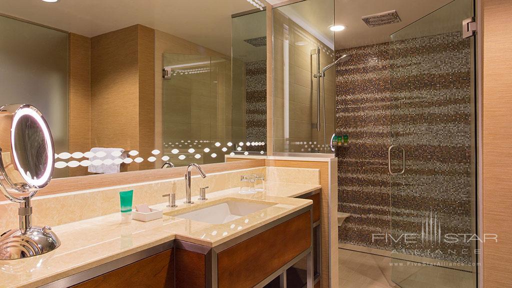 Ocean View Suite Bath at Hyatt Regency Maui Resort And Spa, Kaanapali, HI