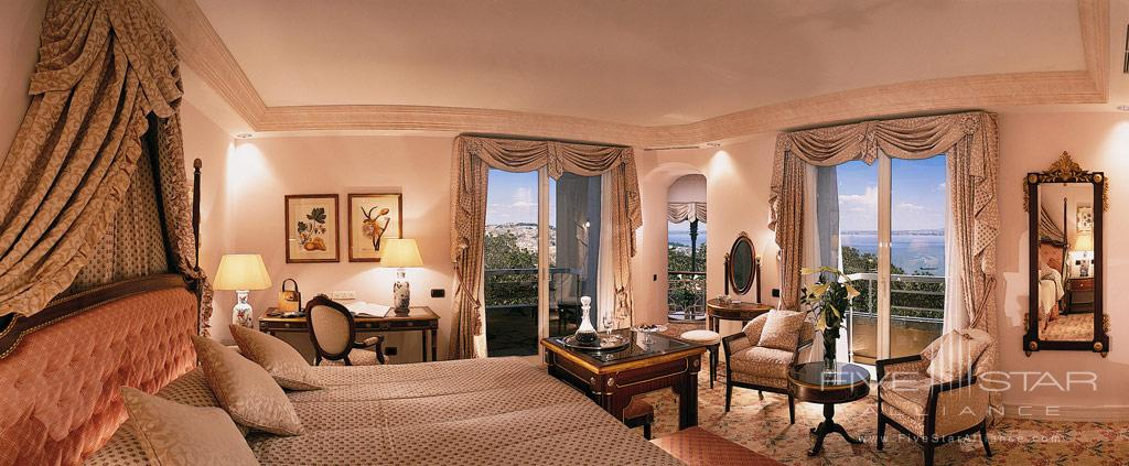 Palace Junior Suite at Olissippo Lapa Palace, Lisbon, Portugal