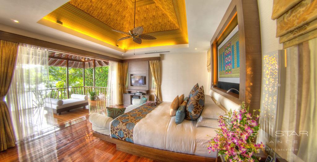 Royal Villa Guest Room at Bunga Raya Island Resort and Spa, Kota Kinabalu, Malaysia
