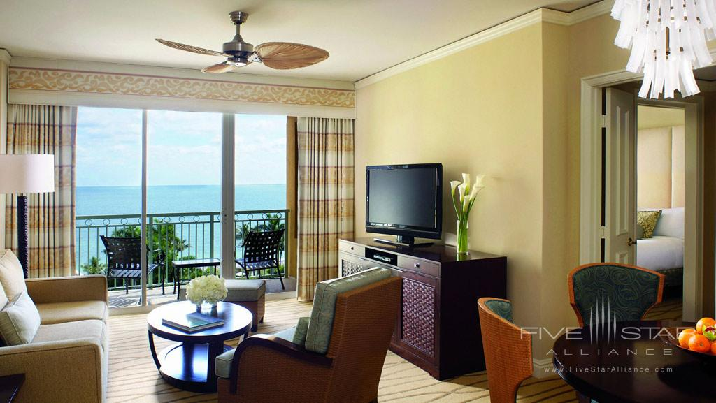 Suite Living at The Ritz-Carlton Key Biscayne, FL