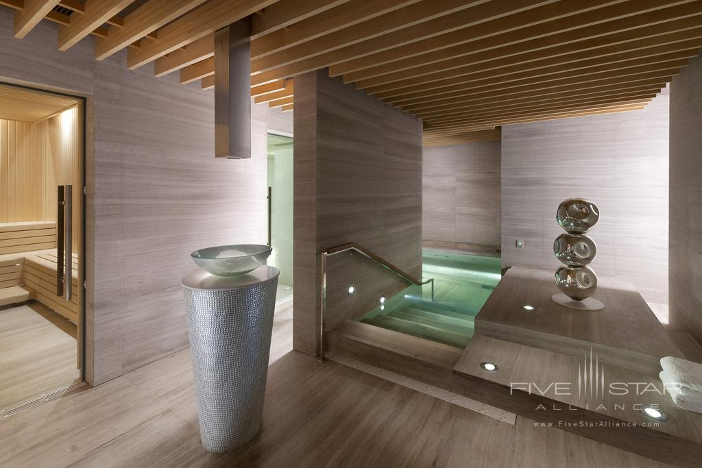 Spa Water Temple at Mandarin Oriental Guangzhou, Guangzhou, Tianhe District, China