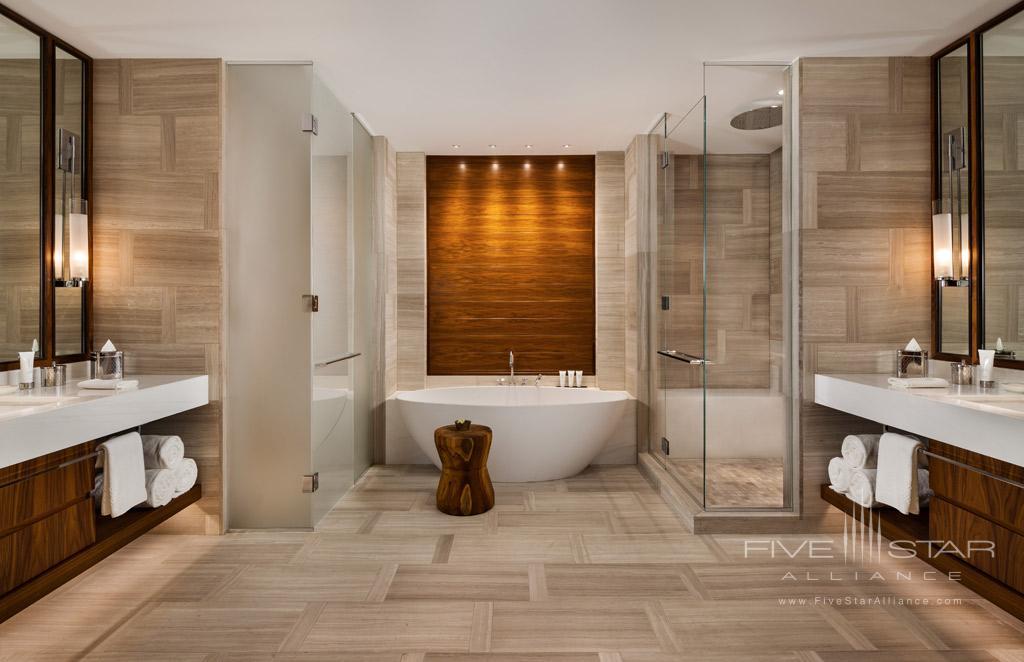 Suite Bath at One&Only Ocean Club, Paradise Island, Nassau, Bahamas