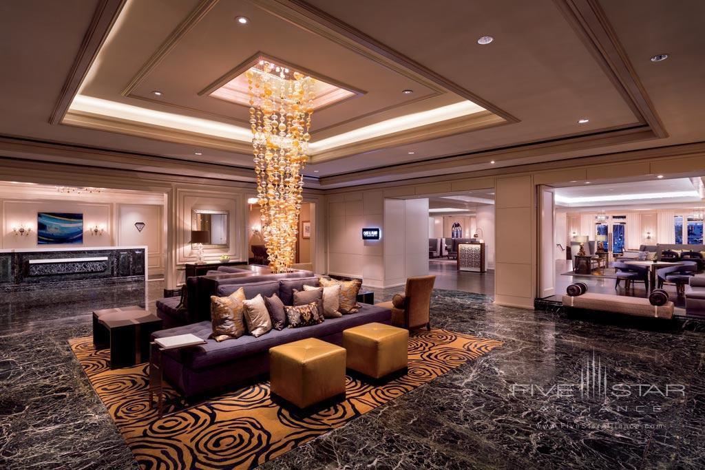 Lobby of Ritz Carlton Marina Del Rey, Marina Del Rey, CA
