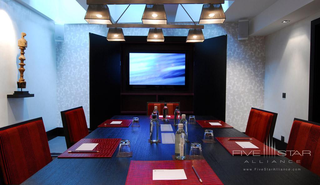 Meetings at Eastwest Hotel, Geneva, Switzerland