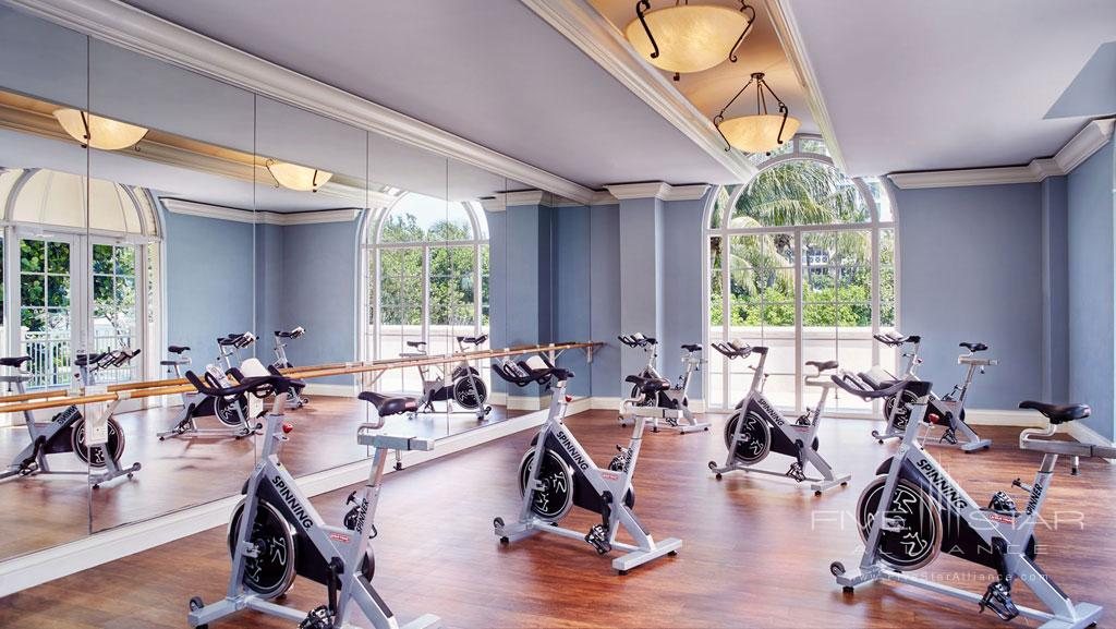 Fitness at The Ritz-Carlton Key Biscayne, FL