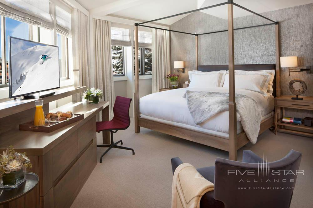 Little Nell Suite Guest Room at The Little Nell, Aspen, CO