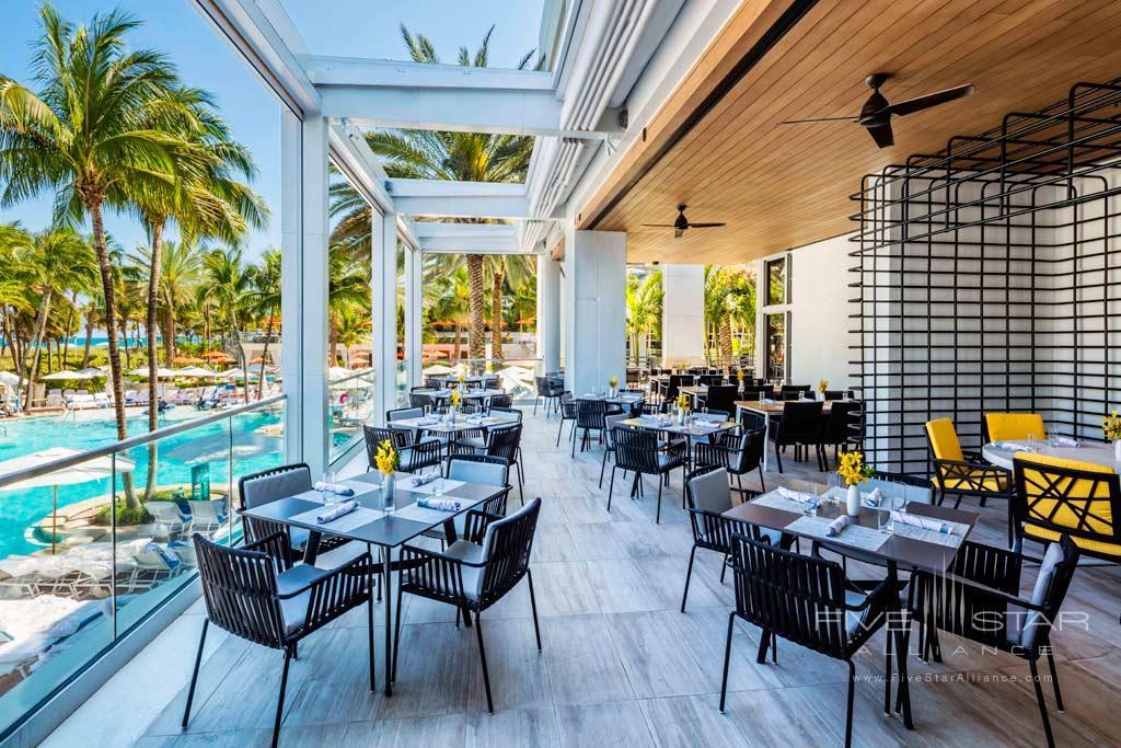 Preston's Marker Terrace at Loews Miami Beach Hotel, Miami Beach, FL
