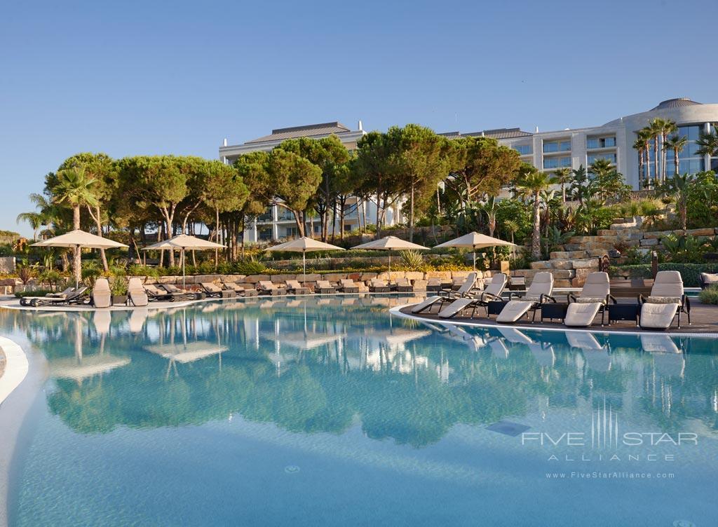 Dado Pool at Conrad Algarve, Algarve, Portugal