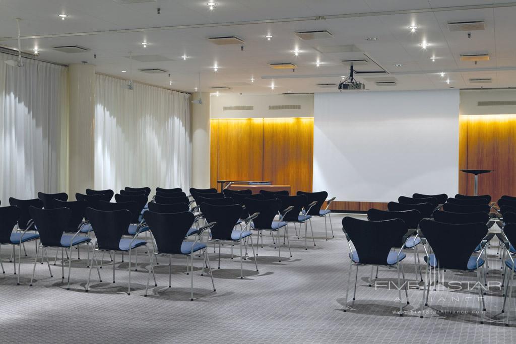 Meeting Room at Radisson Blu Royal Hotel Copenhagen, Denmark