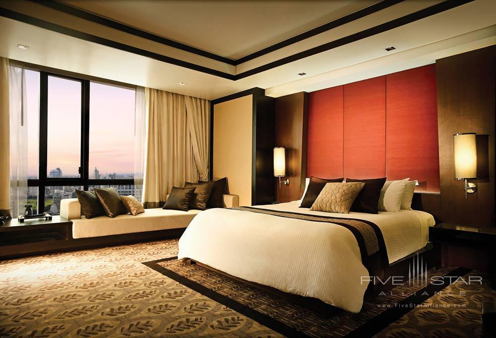 Banyan Tree Club Bedroom at Banyan Tree Bangkok