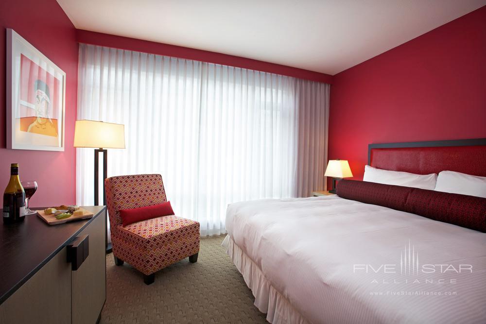 Guestroom at Opus Hotel VancouverCanada