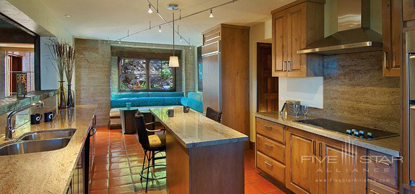 Sanctuary on Camelback Mountain Private Home - The Kitchen of Casa Montana