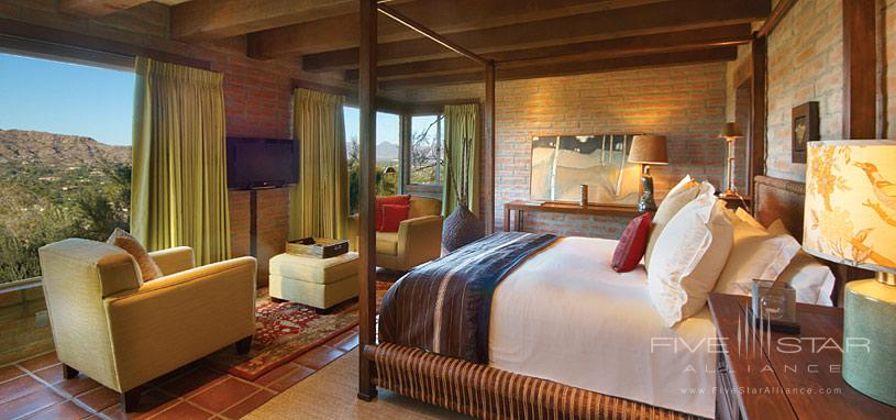 Sanctuary on Camelback Mountain Private Home - The Master Bedroom of Casa Montana