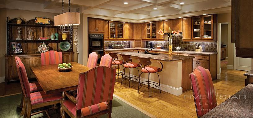 Sanctuary on Camelback Mountain Private Residences - Casa 9 Kitchen