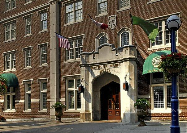 The Windsor Arms Exterior