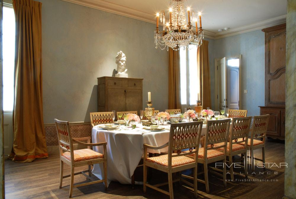 Dining Room at Soniat HouseNew Orleans