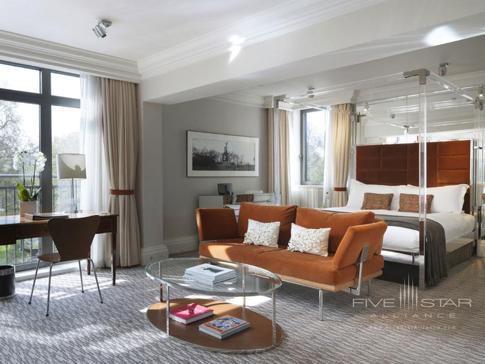 Suite Guest Room at Athenaeum Hotel and Apartments, London, United Kingdom