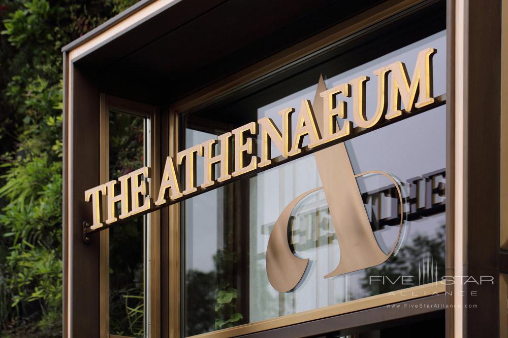 Athenaeum Hotel and ApartmentsLondonUnited Kingdom