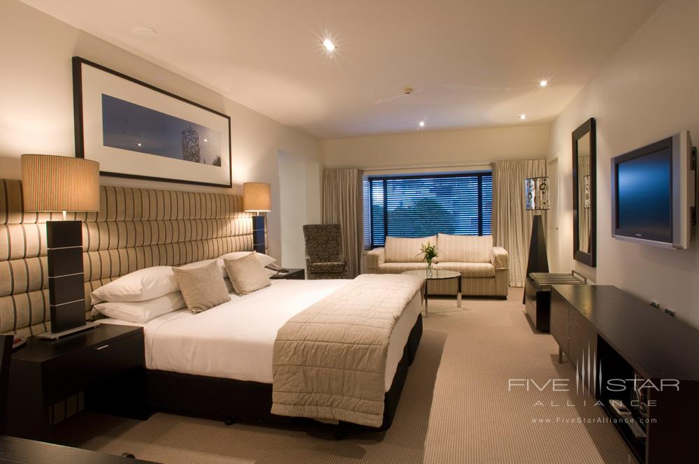 Junior Suite at The George ChristchurchNew Zealand