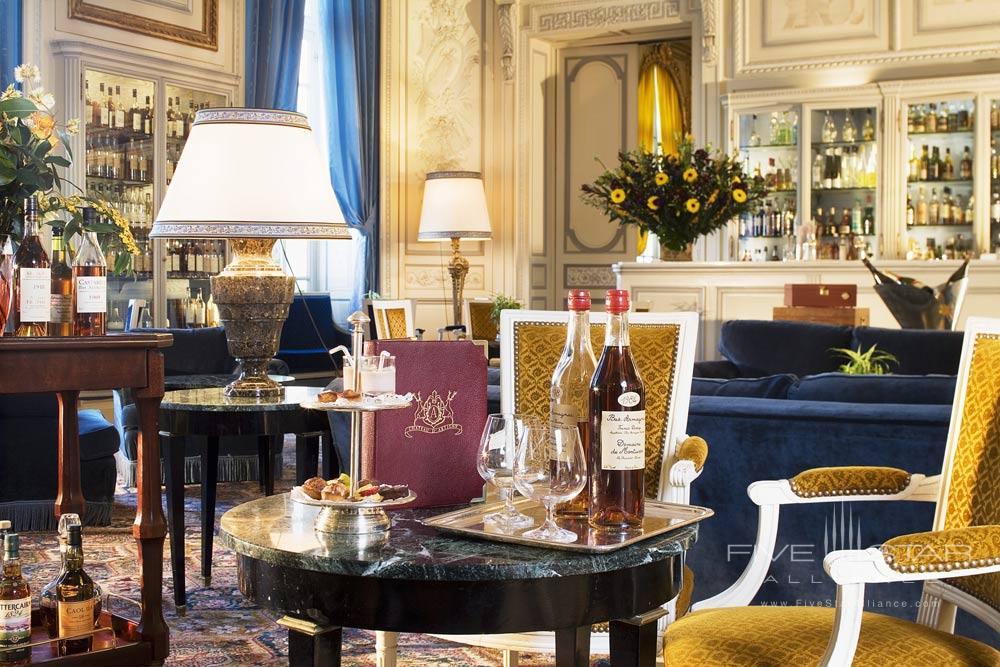 Chateau DAntigny bar, Montbazon, France