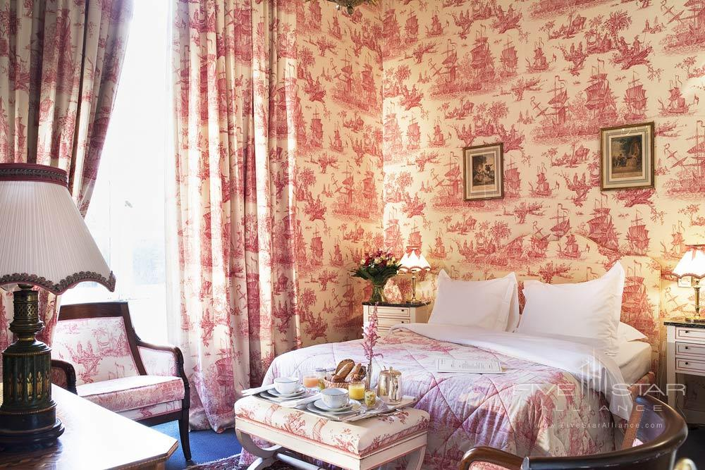 Chateau DAntigny traditional room, Montbazon, France