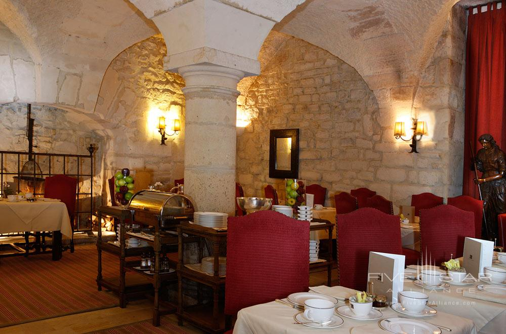 Dining Room at Relais Christine, France