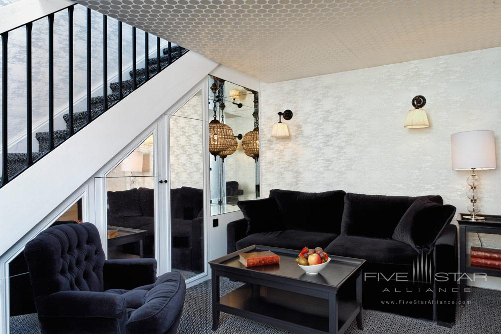 Duplex Suite at Relais Christine, France
