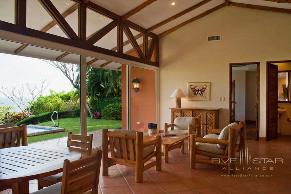 Two Bedroom Villa Interior at Punta Islita HotelSan JoseCosta Rica