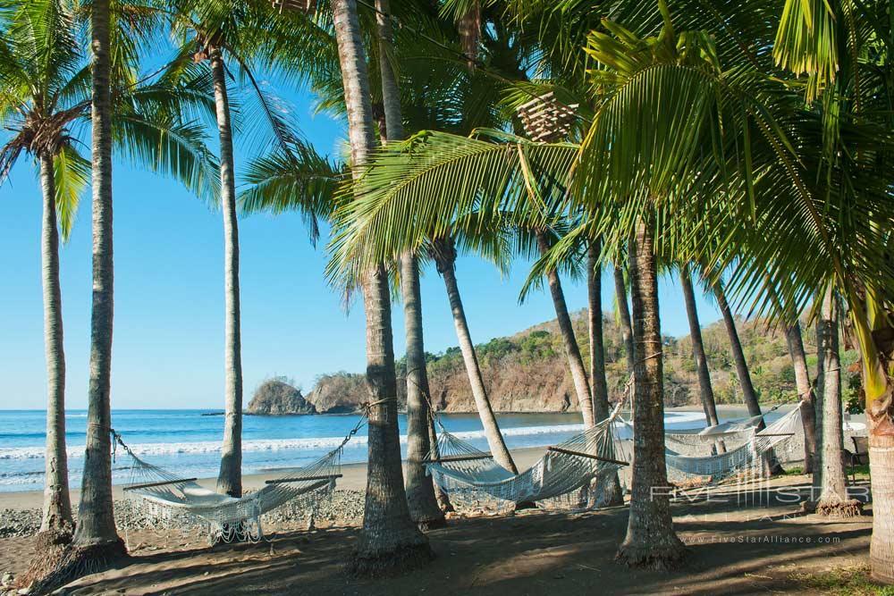 Beach at Punta Islita HotelSan JoseCosta Rica