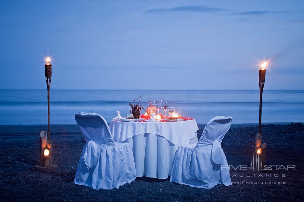 Romantic Dinners at Punta Islita HotelSan JoseCosta Rica