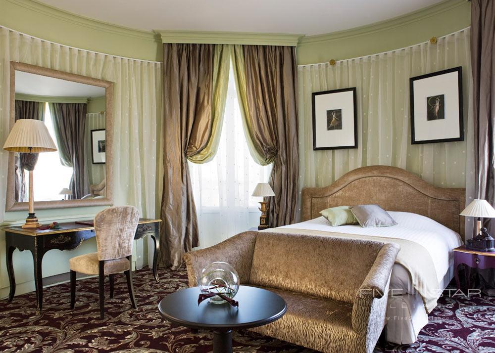 Castle Executive Room at Hotel Chateau Grand Barrail Saint EmilionFrance