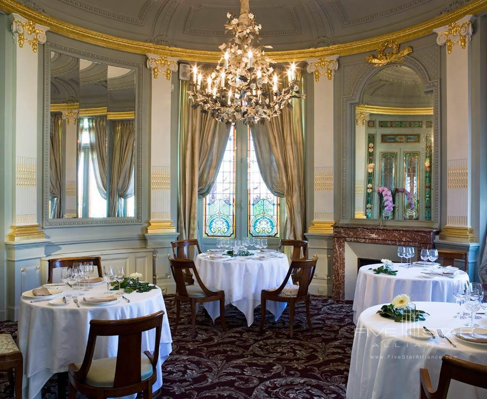 Restaurant Mauresque at Hotel Chateau Grand Barrail Saint EmilionFrance