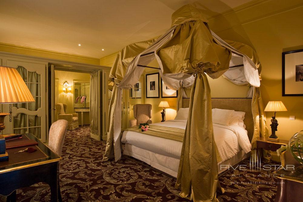 Castle Suite at Hotel Chateau Grand Barrail Saint EmilionFrance
