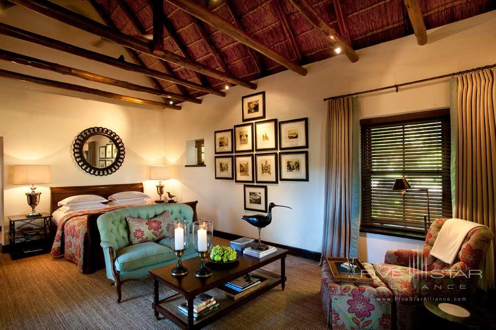 Deluxe Room at Bushmans Kloof Wilderness Reserve