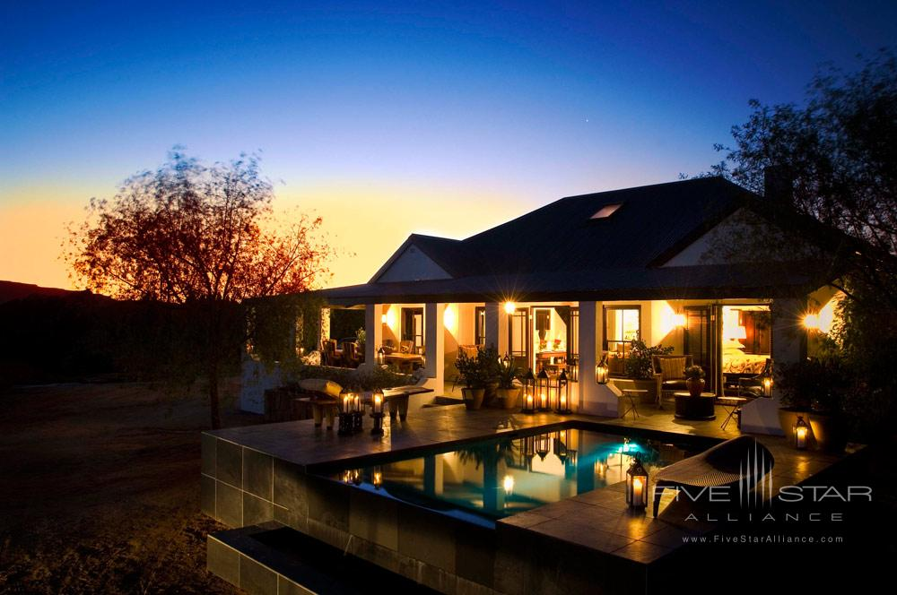 Wellness Retreat at Bushmans Kloof Wilderness Reserve Western CapeSouth Africa